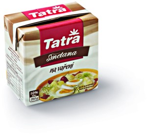 Tatra Smetana na vaření 10%
