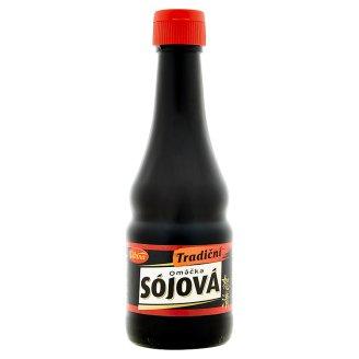 Vitana sójová omáčka, vybrané druhy