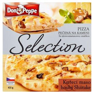 Don Peppe Selection Pizza 410-435g, vybrané druhy