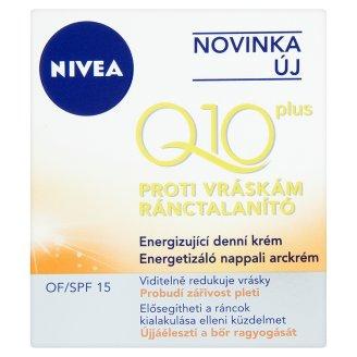Nivea Q10 Plus krém proti vráskám, vybrané druhy