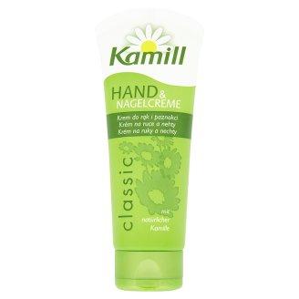 Kamill krém na ruce a nehty, vybrané druhy