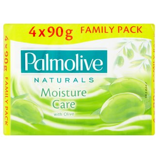 Palmolive tuhé mýdlo, vybrané druhy