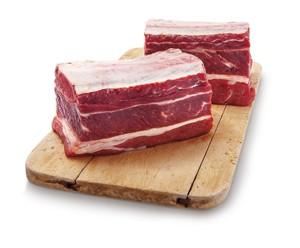 Hovězí přední s kostí chlazené 1 kg