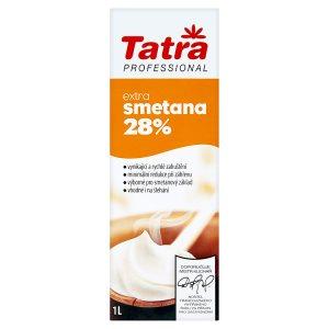 Tatra Professional Extra smetana 28% 1l