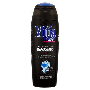 Mitia For Men Black jade 2v1 sprchový gel a šampon 400ml