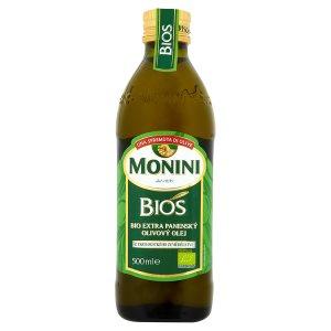 Monini Bios bio extra panenský olivový olej 500ml