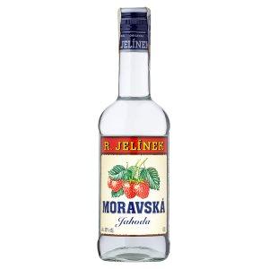 R. JELÍNEK Moravská jahoda 0,5l