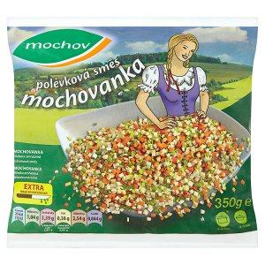 Mochov Mochovanka polévková zeleninová směs hluboce zmrazená 350g