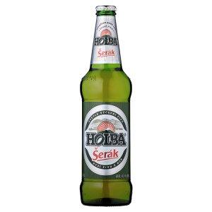 Holba Šerák světlé výčepní pivo 0,5l