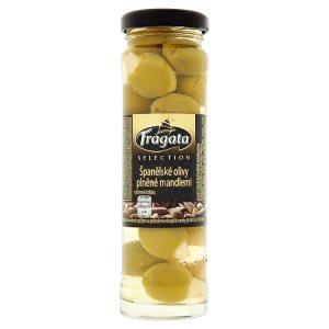 Fragata Selection Španělské olivy plněné 142g, vybrané druhy