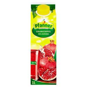 Pfanner ovocný nápoj 1l, vybrané druhy