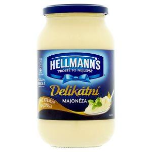 Hellmann's Majonéza delikátní 650ml
