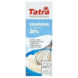 Tatra Professional smetana na šlehání 31% 1l