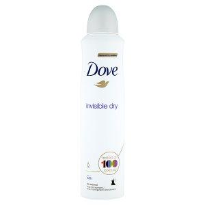 Dove antiperspirant deodorant sprej 250ml, vybrané druhy