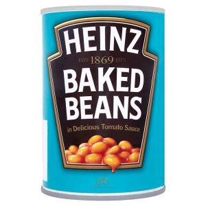 Heinz fazole, vybrané druhy