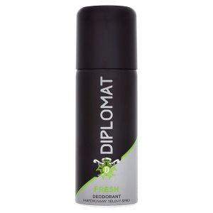 Diplomat Deodorant 150ml, vybrané druhy