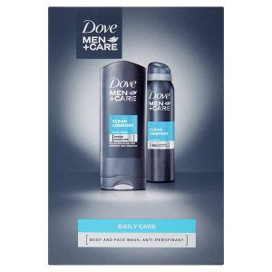 Dove Men+Care Daily Care dárková sada