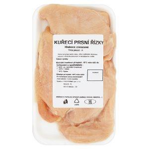 Kuřecí prsní řízky hluboce zmrazené 500g