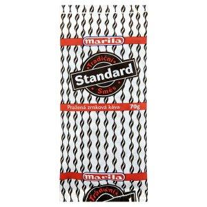 Marila Standard pražená zrnková káva 70g
