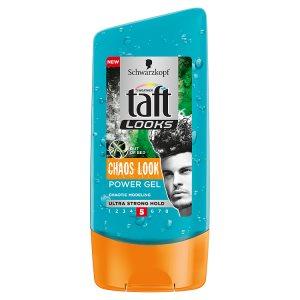 Taft stylingový gel 150ml, vybrané druhy