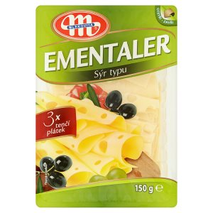 Mlekovita Sýr typu ementaler 150g
