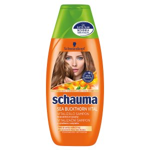 Schauma Vitalizační šampon s výtažkem z rakytníku pro unavené vlasy bez života 250ml