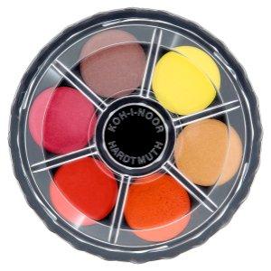 KOH-I-NOOR Vodové barvy kulaté 12 barev ø 22,5mm