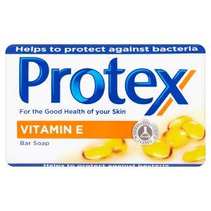 Protex Vitamin E antibakteriální tuhé mýdlo 90g