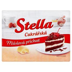 Stella Cukrářská máslová příchuť 250g