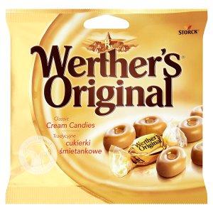 Storck Werther's Original Bonbóny se smetanou 90g