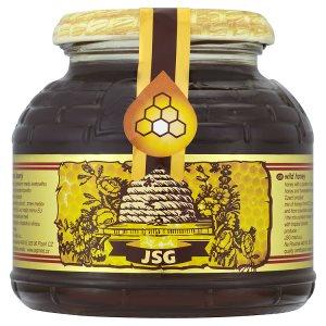 JSG Med lesní 500g