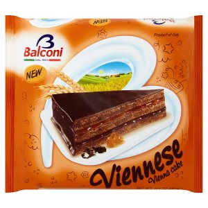 Balconi Vídeňský dort 400g