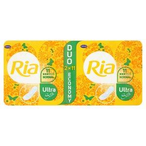 Ria Ultra Normal ultratenké dámské vložky 22 ks