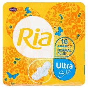 Ria Ultra Normal plus ultratenké dámské vložky 10 ks