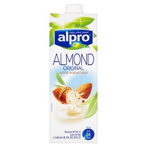Alpro Mandlový nápoj 1l, vybrané druhy