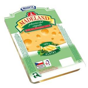 Madeta Madeland sýr 100g, vybrané druhy