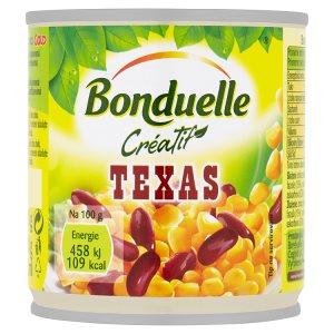 Bonduelle Créatif zeleninová směs vakuovaná v mírně slaném nálevu 170g, vybrané druhy