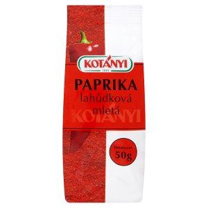 Kotányi Paprika lahůdková mletá 50g