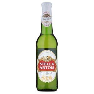 Stella Artois Pivo ležák světlý 0,33l