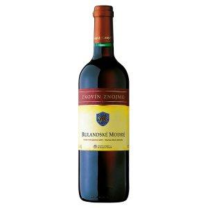 Znovín Znojmo Rulandské Modré odrůdové jakostní červené suché víno 0,75l
