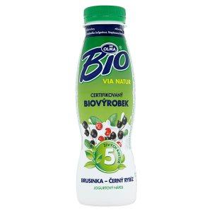 Olma Bio Via natur jogurtový nápoj 320g, vybrané druhy v akci