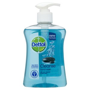 Dettol antibakteriální mýdlo 250ml, vybrané druhy