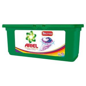 Ariel gelové kapsle 32 dávek, vybrané druhy