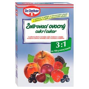 Dr. Oetker Želírovací ovocný cukr 250g