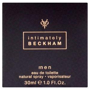 David Beckham Intimately Toaletní voda pro muže 30ml
