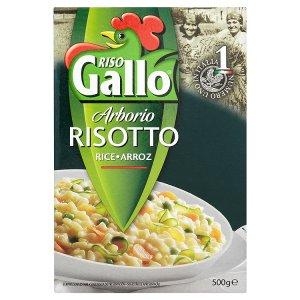 Riso Gallo Arborio rýže loupaná 500g