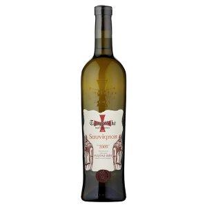 Templářské Sklepy Čejkovice Sauvignon 2009 pozdní sběr bílé suché víno 0,75l