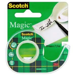 Scotch Magic samolepicí páska 19mm x 7,5m