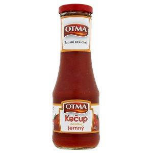 Otma Kečup tomatový 310g, vybrané druhy
