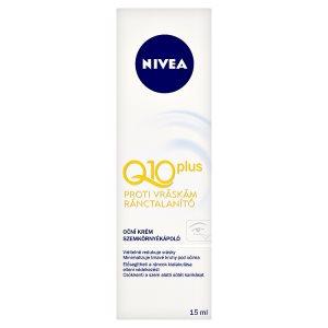 Nivea Q10 Plus Oční krém proti vráskám 15ml